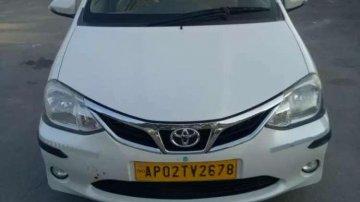 2016 Toyota Etios VXD MT for sale