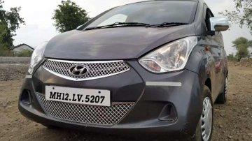 Used Hyundai Eon Era MT car at low price