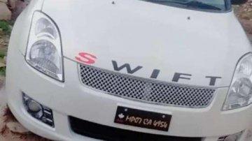Used Maruti Suzuki Swift MT 2008 car at low price