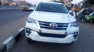Toyota Fortuner 2017 4x4 MT for sale