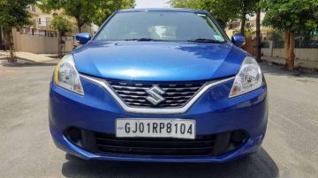 Maruti Suzuki Baleno Delta Diesel, 2016, MT for sale