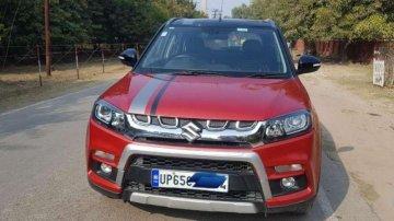 Maruti Suzuki Vitara Brezza ZDi - Plus Diesel, 2018, Diesel MT for sale