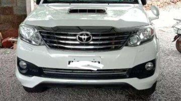 2013 Toyota Fortuner MT for sale