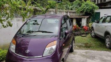 Used Tata Nano car MT at low price