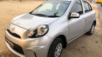 Used Nissan Micra Active car VX MT at low price