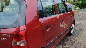 Used Hyundai Santro Xing car GL MT at low price