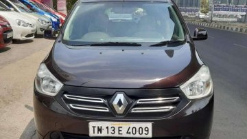 Used 2016 Renault Lodgy MT for sale