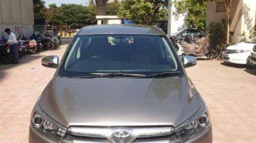 Toyota Innova Crysta 2017 MT for sale