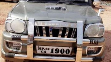 Mahindra Scorpio LX BS-IV, 2009, Diesel MT for sale