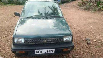 Used Maruti Suzuki 800 MT 1998 for sale
