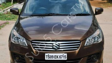 Maruti Suzuki Ciaz 2015 MT for sale