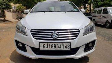 Used Maruti Suzuki Ciaz car 2016 MT at low price
