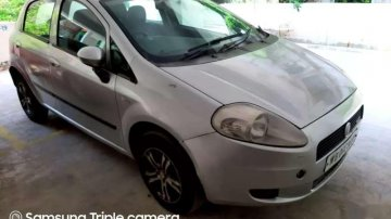Used Fiat Punto car MT at low price