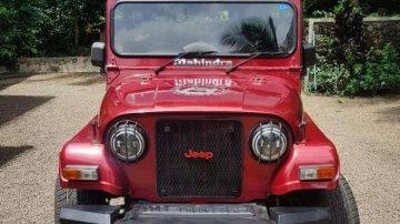 2013 Mahindra Thar CRDe MT for sale