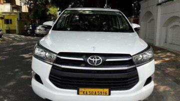Used 2017 Toyota Innova Crysta 2.4 GX MT for sale