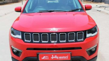 Used 2018 Jeep Compass AT for sale