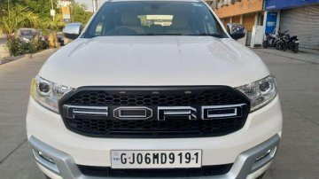Ford Endeavour 2018 AT for sale