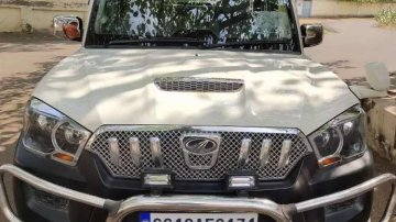 2017 Mahindra Scorpio MT for sale