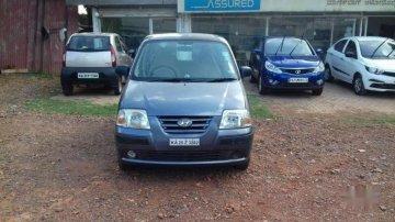 Used Hyundai Santro Xing GLS LPG 2011 MT for sale