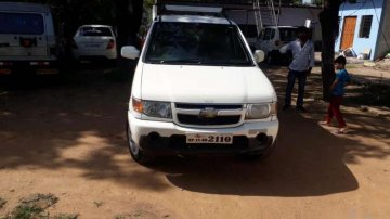 Used Chevrolet Tavera car MT at low price