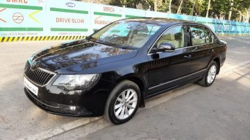 2015 Skoda Superb Style 1.8 TSI AT for sale at low price