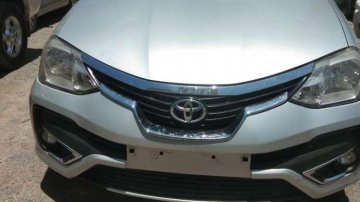 Toyota Etios 2017 VX MT for sale