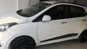 2014 Hyundai Grand i10  1.2 CRDi Sportz Option MT for sale at low price