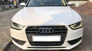Used Audi A4  2.0 TDI 177 Bhp Premium Plus AT car at low price