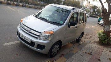 Used Maruti Suzuki Wagon R AT car at low price