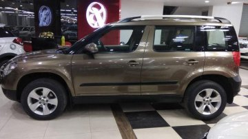 Used Skoda Yeti Active 4X2 MT 2013 for sale