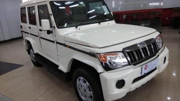 2017 Mahindra Bolero VLX BS IV MT for sale
