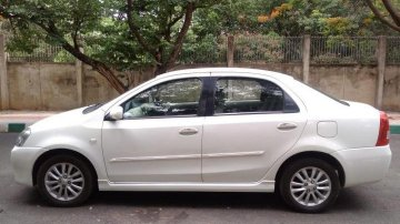 Toyota Platinum Etios MT 2012 for sale