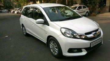 Used Honda Mobilio V i-VTEC MT car at low price