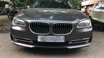 Used BMW 7 Series AT 2007-2012 car at low price