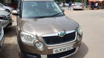 2012 Skoda Yeti Ambition 4X2 MT for sale at low price