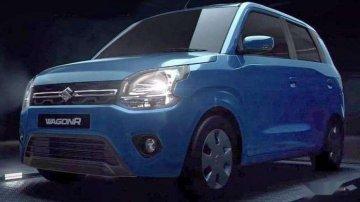 Used 2019 Maruti Suzuki Wagon R MT for sale