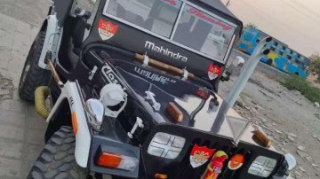 Used Mahindra Thar MT  car at low price