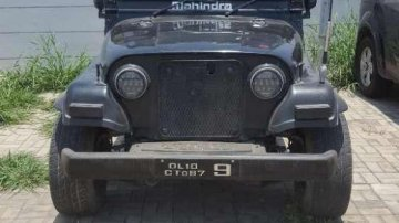 Used 2014 Mahindra Thar CRDe MT for sale