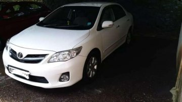 Used 2012 Toyota Corolla Altis G MT for sale