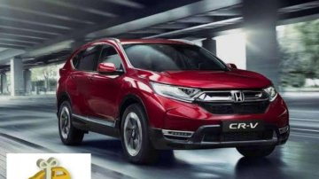 2019 Honda CR V 2.0L 2WD AT for sale