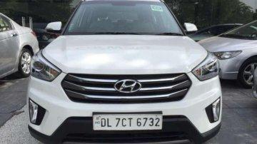 Used Hyundai Creta car 2015 AT for sale at low price