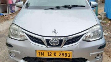 Used 2015 Toyota Etios GD MT for sale