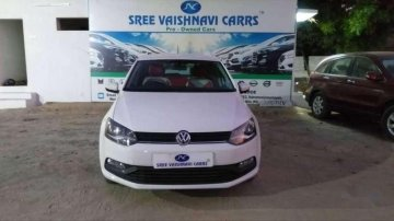 Volkswagen Polo Comfortline 1.2L (P), 2017, Petrol MT for sale