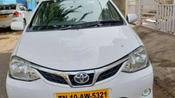 Toyota Etios GD, 2016, Diesel MT for sale