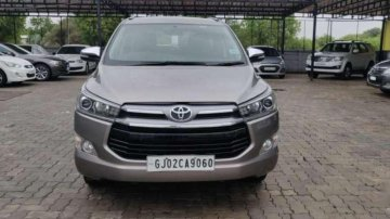 Used Toyota Innova Crysta MT for sale