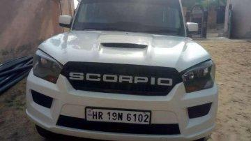 Mahindra Scorpio 2015 MT for sale
