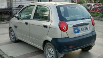 Used Chevrolet Spark LS 1.0, 2009, Petrol MT for sale