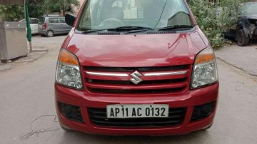 Used Maruti Suzuki Wagon R car MT at low price