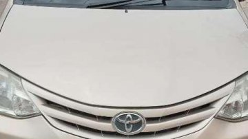 2012 Toyota Etios Liva GD MT for sale at low price