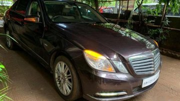Used 2011 Mercedes Benz E Class MT for sale